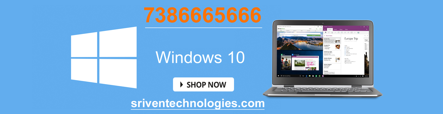 Sriven Technologies - Used Computers & Laptop Sales in